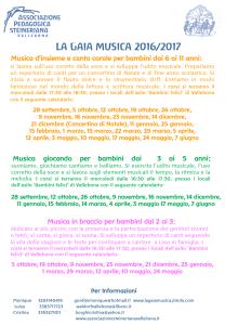 Musica a Vallebona