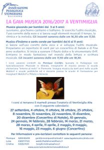 Musica a Ventimiglia