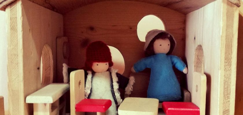 scuola materna bambini felici steiner waldorf