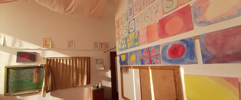 sono aperte iscrizioni asilo scuola parentale